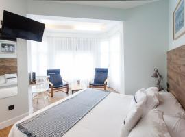 Hotel Foto: Pensión Aldamar