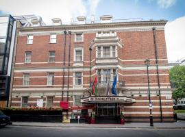 Hotel photo: DoubleTree by Hilton Hotel London - Marble Arch