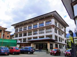 A picture of the hotel: Pedling Hotel & Spa, Thimphu