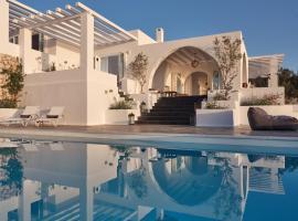 Hotel photo: The Asteri Collection -Villa Antilia