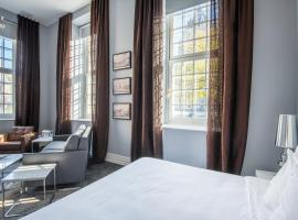 Hotel photo: Hotel Manoir Morgan