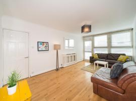 酒店照片: 2 Bed Family Apartment in Battersea Park