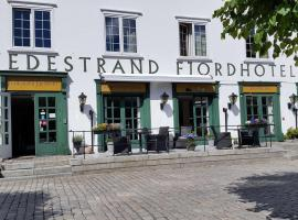 Hotel photo: Tvedestrand Fjordhotell, Sure Hotel Collection by Best Western