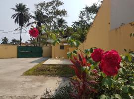 Hotel near Pointe-Noire