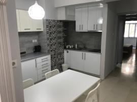 Hotel photo: Kallithea City Apartament