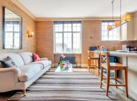 Hotel photo: Stunning Chelsea Manor Gem - HBG