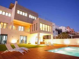 Hotel photo: Exclusive holiday lodge in Granada