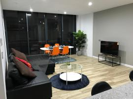 Hotel photo: Supreme Luxury Airport Apartment close to CBD with Terrace