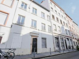 Hotel photo: ANVERS · Lyon: Studio atypique proche du centre