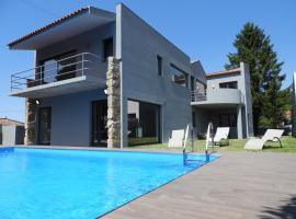 Hotel photo: Afife Nastassja Entire Villa - Mountain, Sea & Private Pool