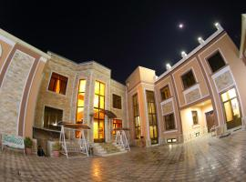 מלון צילום: Al-Bukhoriy Boutique Hotel