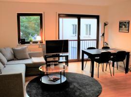 Hotel photo: Modernes Apartment im Herzen von Würzburg