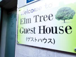 Hotel photo: Elm Tree Guesthouse Myeongdong