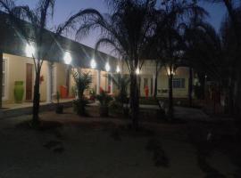 Hotel near Serowe