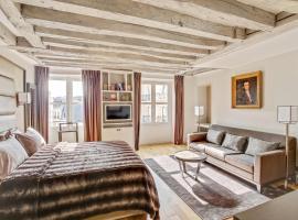 Hotel photo: Luxury Apartment Paris Louvre