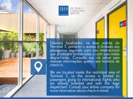 Hotel Photo: TRYP - Transit Hotel São Paulo Airport - Terminal 3