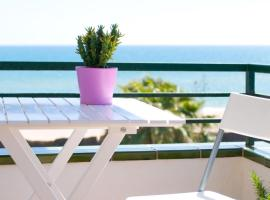 A picture of the hotel: Luxury Apartment Gava Mar. First sea line
