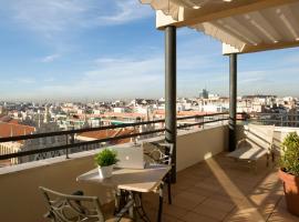 Ξενοδοχείο φωτογραφία: Aparthotel Ramon de la Cruz 41