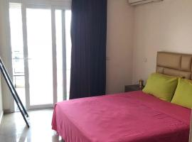 Hotel photo: APt in Boulevard d'Anfa