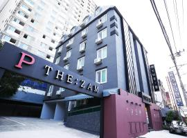 A picture of the hotel: The zam