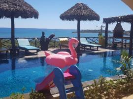 A picture of the hotel: villa nosy détente