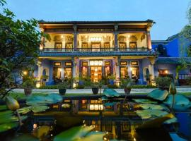 Hotel photo: Cheong Fatt Tze - The Blue Mansion