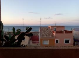 Hotel photo: Gredas y Mar · strandappartement Bolnuevo