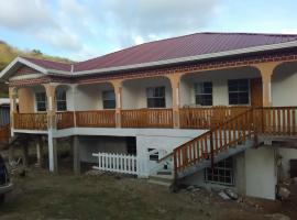 Hotel photo: Sunkey's place - Saran Apartment #1