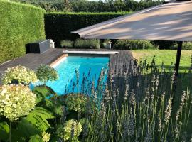 Hotel photo: Ferienhaus mit Pool