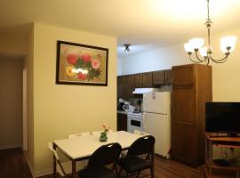 होटल की एक तस्वीर: Perfect location house unit1 in downtown Ottawa