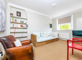 Hotel photo: Charming 1BR Flat in Chelsea