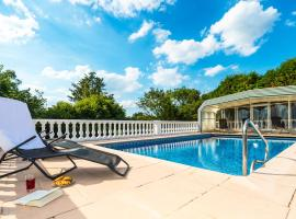 Hotel photo: Villa Givet