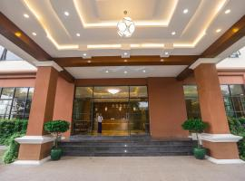 A picture of the hotel: Grand Garden Hotel Yangon