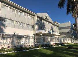 Hotel near Lae