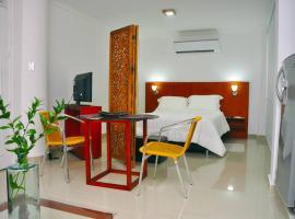Hotel Foto: Apartamentos & Suites Pompatao