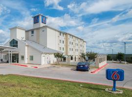 Hotel photo: Motel 6 Marble Falls