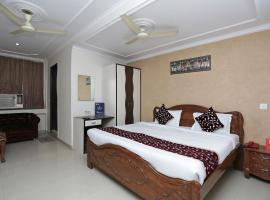 Фотографія готелю: OYO 12253 Jigyasa Palace