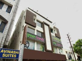 Hotel Photo: OYO Rooms Ramnagar Near Post Office(COM051)