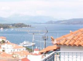 Фотографія готелю: Sea view house on Poros****