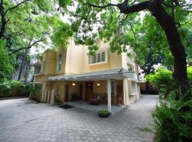 Hotel photo: Hanu Reddy Residences Wallace Garden