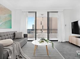 Фотография гостиницы: Prime Location | Sydney CBD| NEW DESIGNER 1BED APT