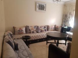 รูปภาพของโรงแรม: BEL appartement meublé à marrakech