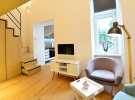 Hotel photo: Brahmsplatz by EasyB&B