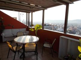 A picture of the hotel: Outstanding View Athenian Loft