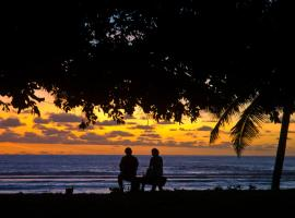 Hotel near Cocos  Islands