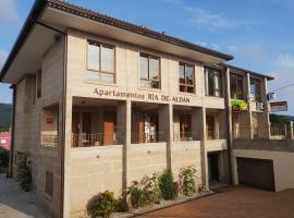 Hotel fotoğraf: Apartamentos Ria de Aldan