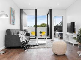 Hotel photo: Luxury 2 Bed APT in Wolli Creek | 5mins to Airport