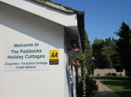 Hotel photo: The Paddocks Cottages