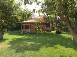 Хотел снимка: Waad Farm lodge