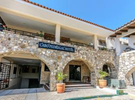 Hotel photo: Cabo Pedegal Special sleeps 2 or 3 or 4 for $75 total and tax included and free breakfast
